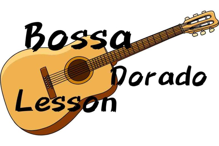 Bossa dorado lesson・ボサドラードのレッスン