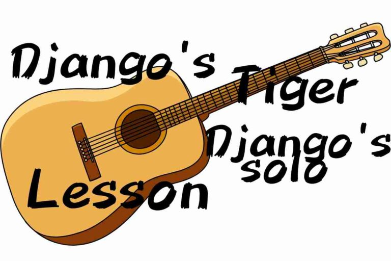 Django's tiger レッスン