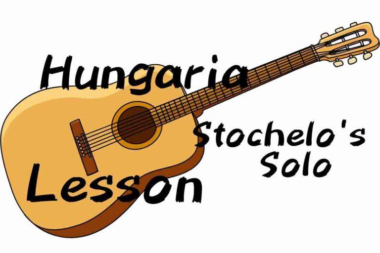 Hungariaのレッスン