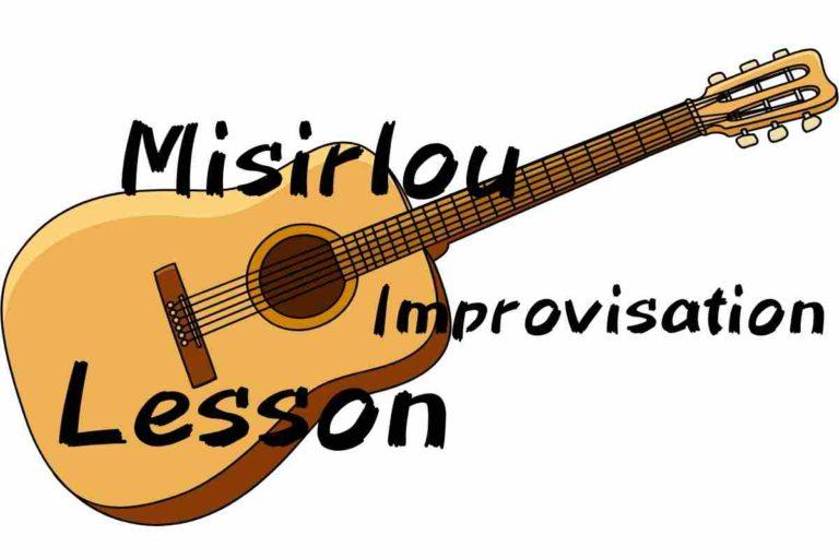 Misirlou・ミザルーのアドリブレッスン