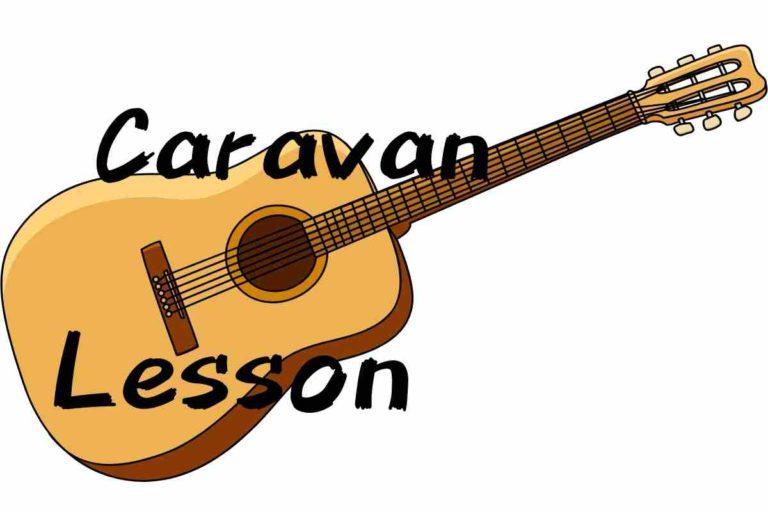 Caravan・キャラバンのレッスン