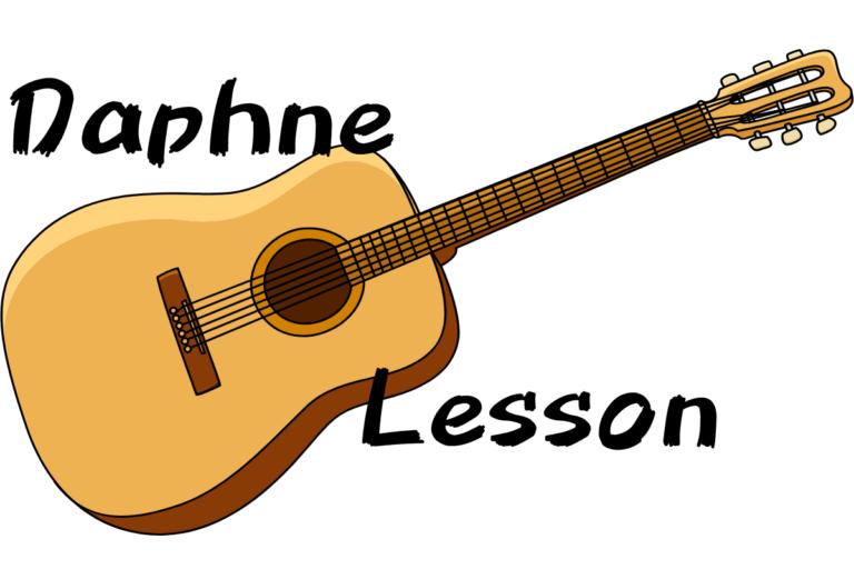 Daphne lesson